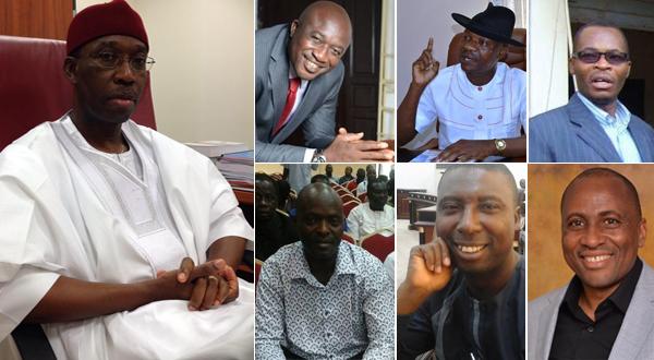 Okowa's Media Team