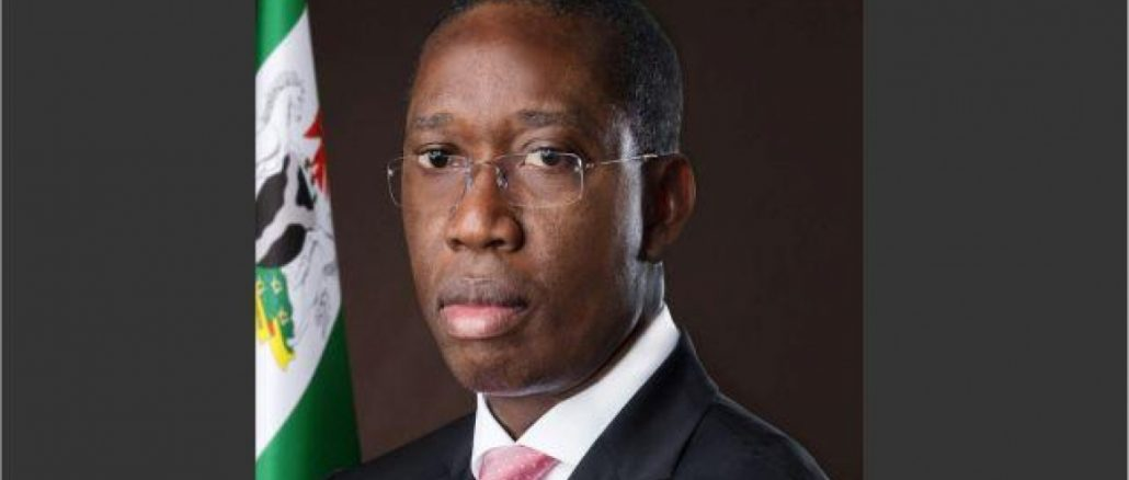 Gov. Ifeanyi Okowa celebrates his 57th birthday