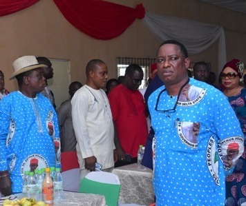 HON.-COLLINS-BELLO-PDP-CHAIRMAN-IKA-SOUTH-LOCAL-GOVRENMENT PARTY CHAIRMEN ARE NOT AUTOCRATS, OKOWA CHIDES COLLINS BELLO