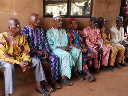 20200130_113513 WE DO NOT WANT HERDSMEN AGAIN ON OUR FARMLANDS -Oba residents